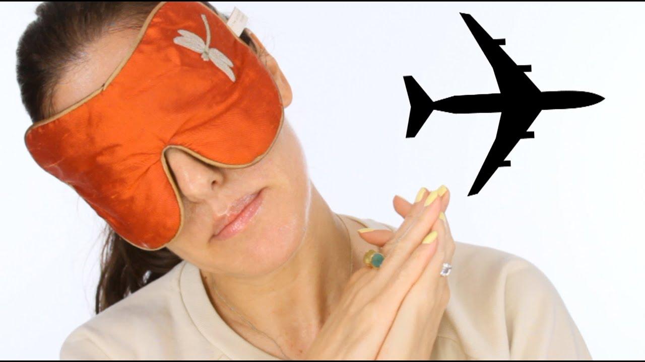 70eced8b0b6 Lisa Eldridge Make Up | Video | My Beauty Regime on Long Haul flights