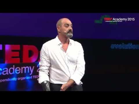 Bionic Symbiotics | Nigel Ackland | TEDxAcademy