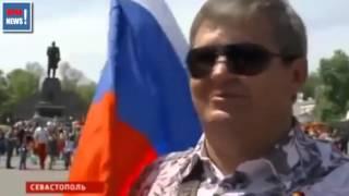 2014 СУПЕР ВИДЕО!! Путин в Севастополе! Без слез невозможно смотреть   ГОРДОСТЬ ЗА РОССИЮ! 720p