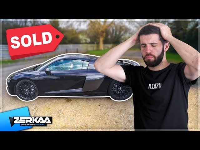 The Reason Why I Sold My Audi R8...