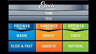 Elixir Strings - Tone & Feel