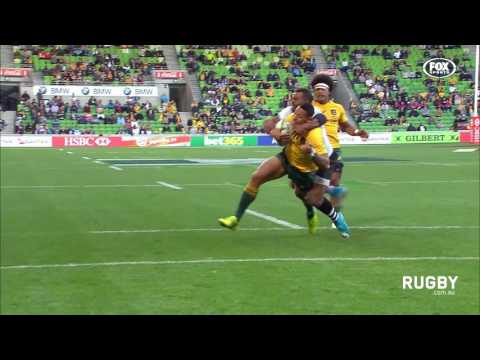 Folau fit happy and firing