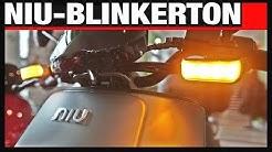 Niu N1 Blinker
