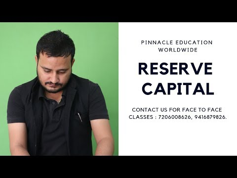 What is Reserve