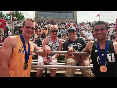 Michigan State Cross Country and Track & Field- Nick Guerrant