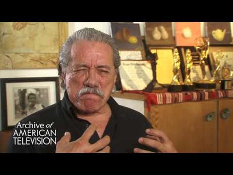 Edward James Olmos discusses the future of Latinos on television  EMMYTVLEGENDS.ORG