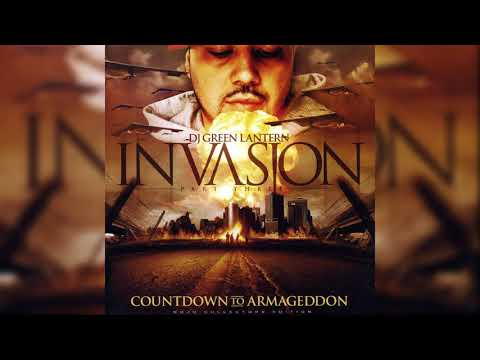 DJ Green Lantern - Invasion Part. III : Countdown To Armageddon (2004) FULL MIXTAPE