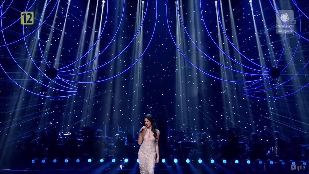 Gala 25-lecia Telewizji Polsat - SylwIa Grzeszczak - I Will Always Love You