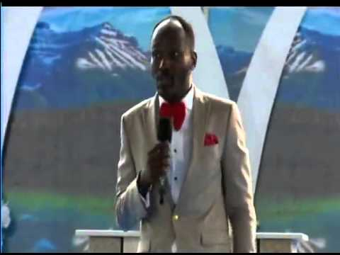 #Apostle Johnson Suleman(Prof) #Frustrating Destiny Robbers #1of2