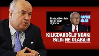 Fehmi Koru    Kılıçdaroğlu belge yok diye açıklamıyor, ama Adil Öksüz hâlâ firarda…