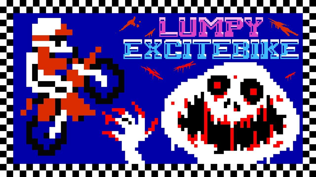 Lumpy Excitebike