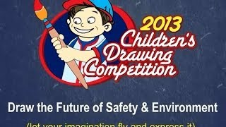 Draw the Future of Safety & Environment