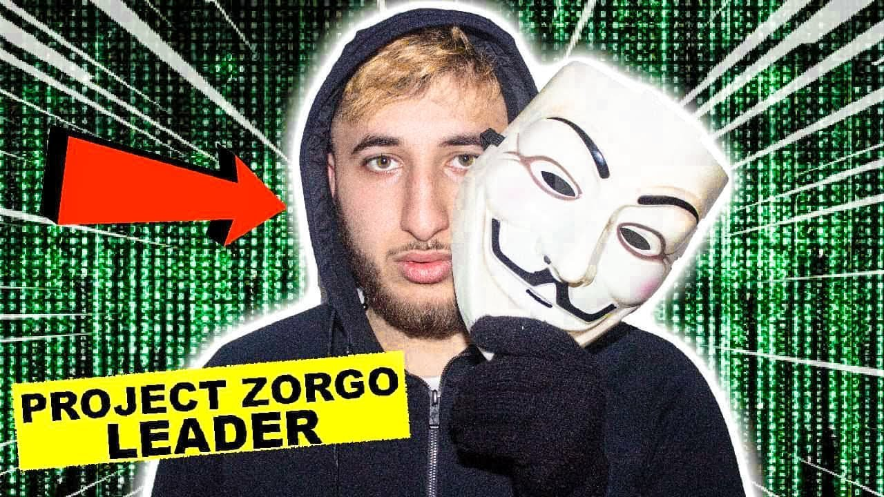 I Am The Project Zorgo Leader Youtube