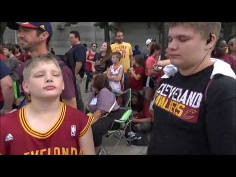 Cleveland Cavaliers 2016 Championship Parade
