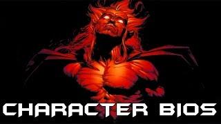 Character Bios: Mephisto (Marvel Comics) VILLAIN