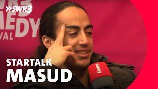 Masud im Live-Talk mit Jontsch