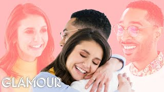 Nina Dobrev Takes a Friendship Test with Tone Bell | Glamour