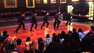 Poreotics at University of Chicago 2013