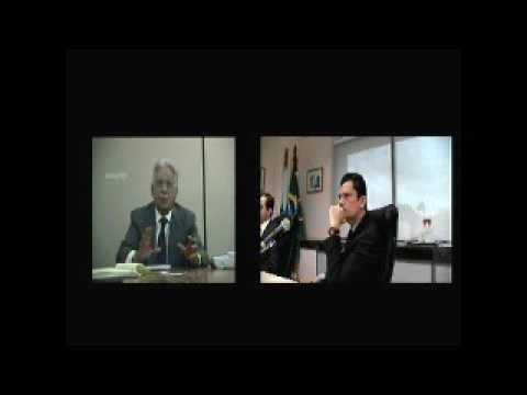 depoimento de Fernando Henrique Cardoso ao juiz Sérgio Moro