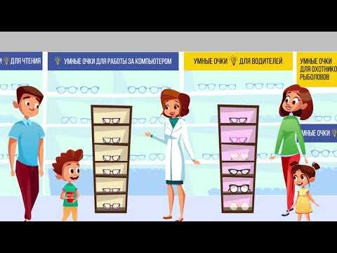 Умная оптика - продажа очков и контактных линз в Магнитогорске