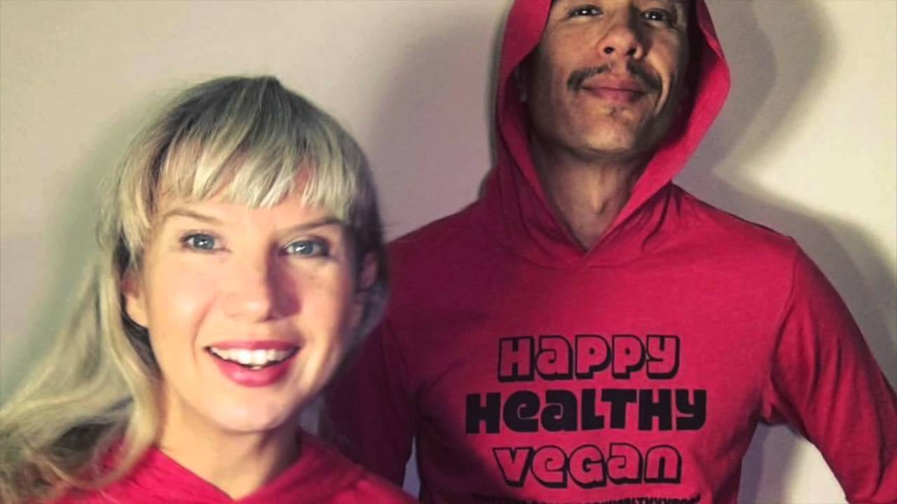 Happy Healthy Vegan T-Shirts!