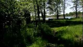 видео Селигер, Парк-отель «СДЛ» - отдых на Селигере с детьми, база отдыха, турбаза
