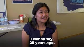 Good Trouble Project: Maria from Yakima, Washington