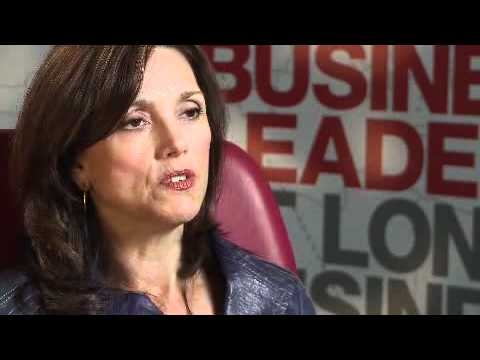 Profile: Beth Comstock, Senior Vice President and CEO, GE
