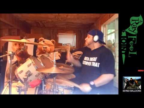 99 Red Balloons - Nena (Drum Cover)