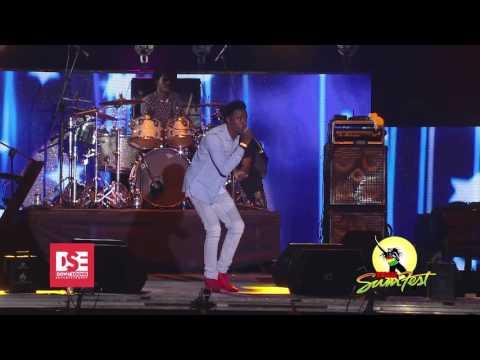 Reggae Sumfest 2016 - Romain Virgo (Part 1 of 5)