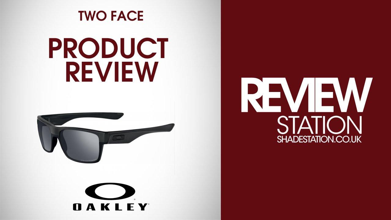 48bfdc3ad5 Oakley Two Face Sunglasses