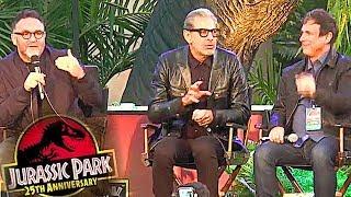 Jurassic Park 25th Anniversary | LIVE Panel #JurassicPark25 | Jeff Goldblum, Colin Trevorrow