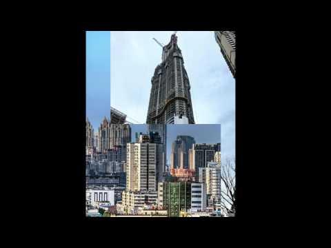 UPDATE!!! WUHAN | Greenland Center | 636m | 2087ft | 125 fl | U/C MAY 2017