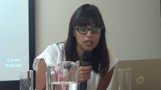 Thandi Matthews on the role of the SAHRC in the establishment of a National Preventative Mechanism.