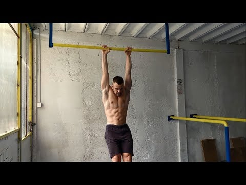 Hanging Leg Raises | Don't Do THIS!