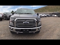 2017 Ford F-150 Carson City, Reno, Northern Nevada, Susanville, Sacramento, CA 32205