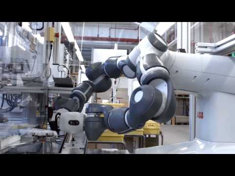 Smart factories and ABB Ability