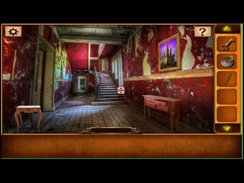 Can You Escape Ruined Mansion walklthrough 5nGames.