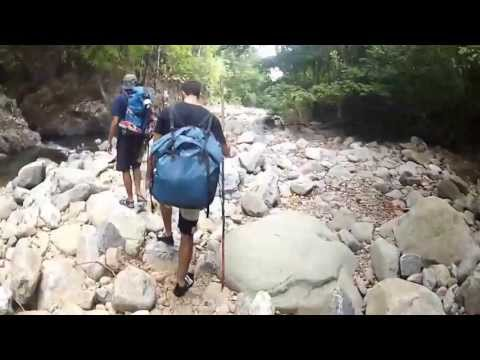 backpacking / camping panama