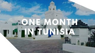 #xplorTN - Discovering Tunisia in 30 days