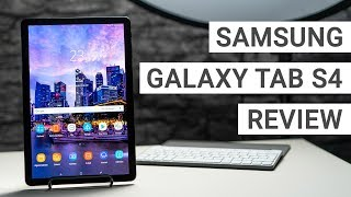Samsung Galaxy Tab S4 Review: The Fastest Android Tablet