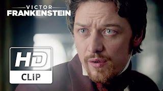 Victor Frankenstein | 'Murder Investigation' | Official HD Clip 2015