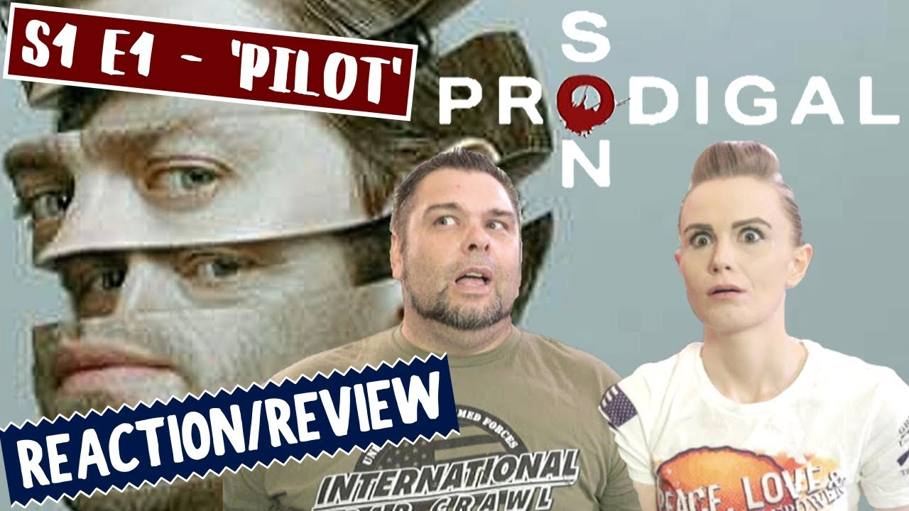 Download Prodigal Son | S1 E1 'Pilot' | Reaction | Review - NEW SHOW!!!