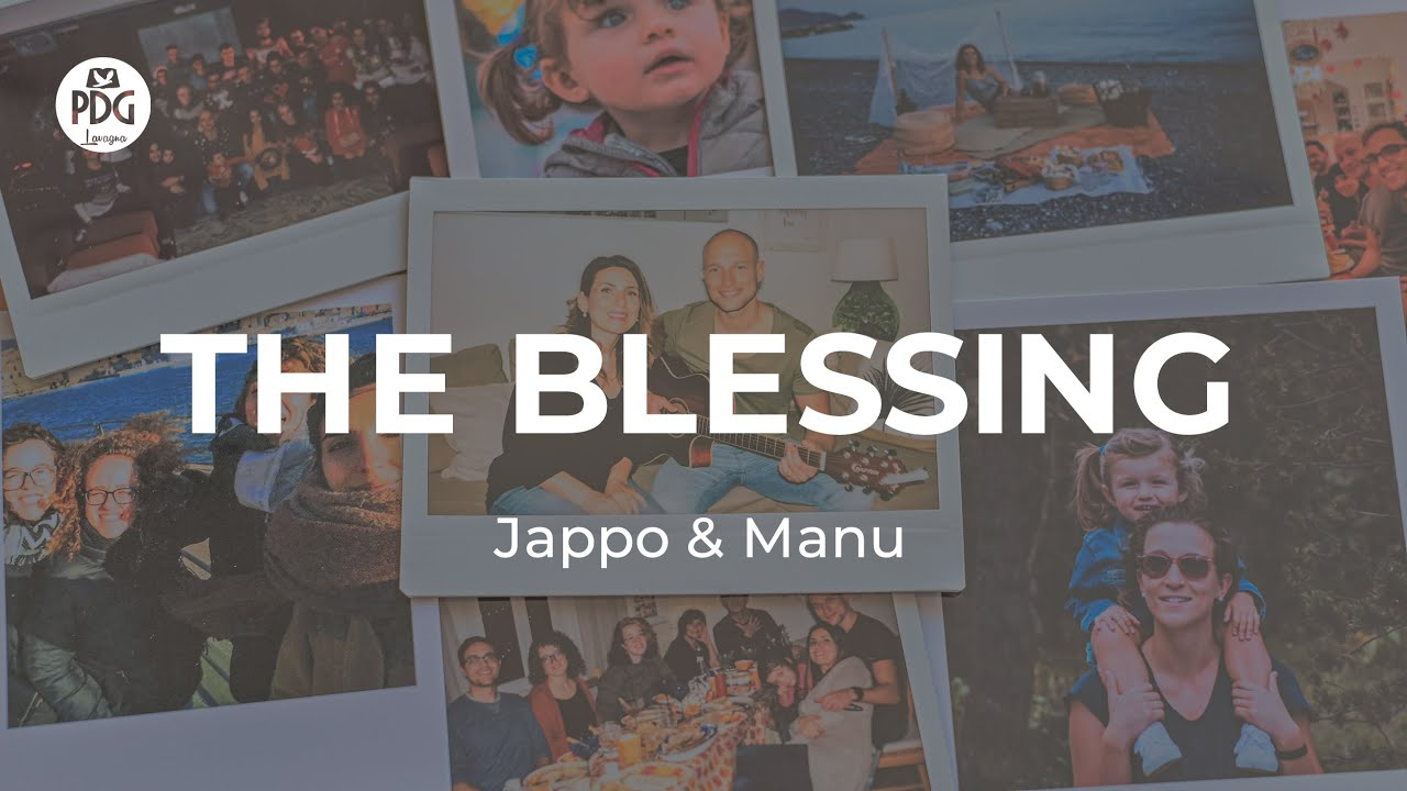 Download The Blessing | In Italiano | Jappo & Manu