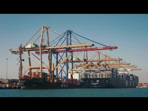 VIDEO CORPORATIVO VALENCIAPORT