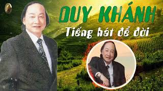 Đa Tạ - Duy Khánh | Tiếng Hát Để Đời