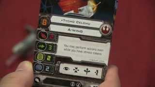 X-Wing Miniatures Wave 2 Review - with Tom Vasel