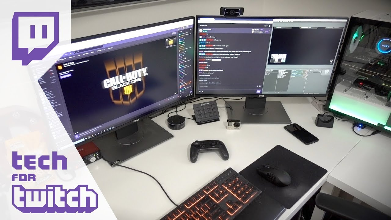 Best Tech for Twitch Streaming | Twitch Tips