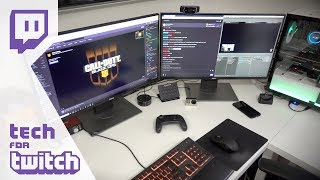 Best Tech for Twitch Streaming 2018