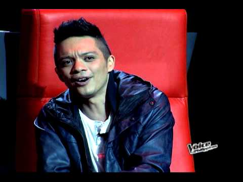 THE VOICE Philippines : LEE GRANE (Blind Audition)